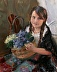 flower market 2 by Deborah Ridgley