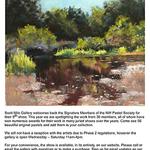 Northwest Pastel Society - 2020 Signature Member Exhibition