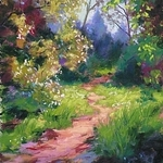 Cheryl A Hufnagel - Small Works Juried Show
