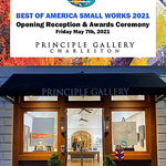 """Chantel Lynn Barber - NOAPS """"Best of America Small Works"""" Exhibition"""