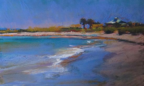 The Bright Blue Sea -