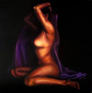 An example of fine art by Nina Fabunmi