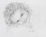 Katlin by Marie Merritt Pencil ~  x