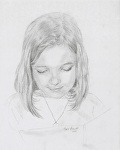 Erica by Marie Merritt Pencil ~  x