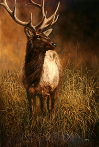 Majestic Small by Joe Kronenberg Oil ~ 66 x 48