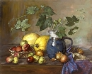 "Autumn Riches by Elizabeth Torak Oil ~ 24"" x 30"""