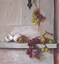 A Delicate Balance by Elizabeth Torak Oil ~ 16 x 14