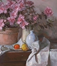 Spirit of Spring by Elizabeth Torak Oil ~ 20 x 18