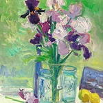 Don Sahli - � painting with paint, color and temperature! - with Don Sahli�