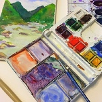 Judy Klich - Online Watercolor Classes