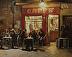 Dorsoduro Caffe~Venice by Craig Nelson