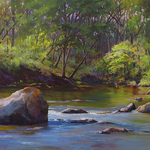Marsha Savage - Intensive All Inclusive 3-Day Painting Workshop