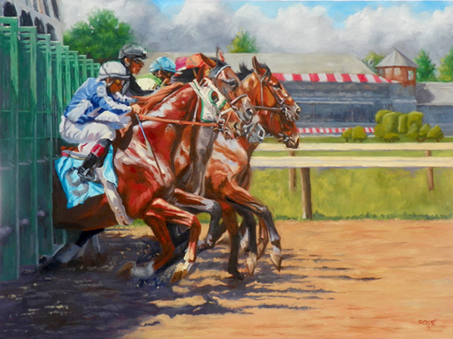 Saratoga Break - Oil