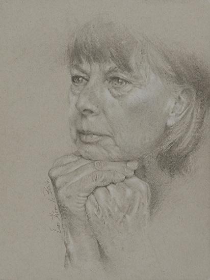 Brigitte - Pencil