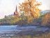 Beautiful Elbe by Lee Haber