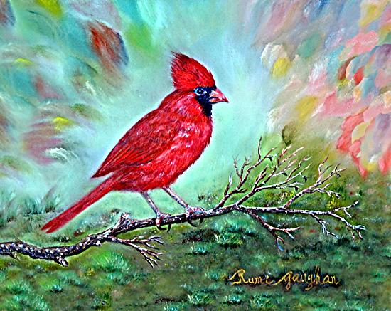 Red Cardinal -