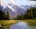 Sierra Meadow by Rick McClure