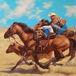 Michelle Kondos - Cowgirl Up!  Now extended through November 2020