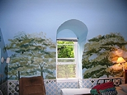Keystone Hospice Treetop Suite by  Anthe Acrylic ~  x
