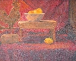 "a.6) Lemon Still Life by  Anthe Oil ~ 8"" x 10"""