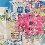 Christine Heyse - 2021 Spring Exhibit Delaware Watercolor Society