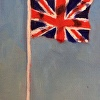 Miniature British Flag