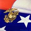 USMC Eagle, Globe