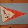 New Bedford Yacht Club Burgee