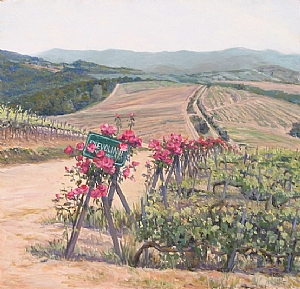 TUSCANY ARTIST RETREAT