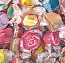 "Salt Water Taffy by Ernie Marjoram Oil ~ 12"" x 12"""