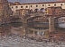 "Ponte Vecchio by Ernie Marjoram Oil ~ 12"" x 16"""