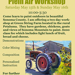 Wendy Brayton - May Plein Air Workshop