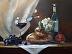 Brioche with Wine and Fruit by Elizabeth Quinn-Bolduc