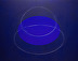 Blue Idea Vessel (91501) by James Minden