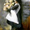 Flower Seller of Honfleur