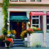 Cafe Solange