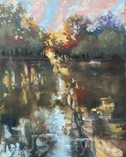 Jennifer Stottle Taylor - American Impressionist Small Works Show