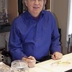 Kenneth Shanika - �The Fundamental skills of 'British Watercolor' techniques�