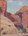 Canyon del Muerto by Glenn Dean Oil ~ 20 x 16