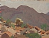 Desert View by Glenn Dean Oil ~ 6 x 8