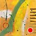"Fundamental Development by Lee Muslin Acrylic ~ 8"" x 8"""