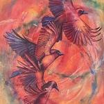 Amy Rattner - Slopoke Western Art Show