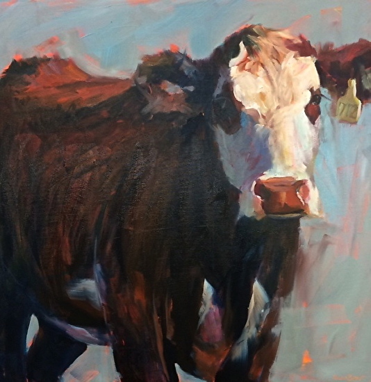 Cow Bella - Oil