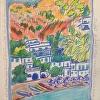 Loutro, Crete - sketchbook diary
