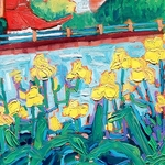 susan hale - Featured Artist at Edgewood Orchard Galleries