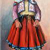 Lady from Peru
