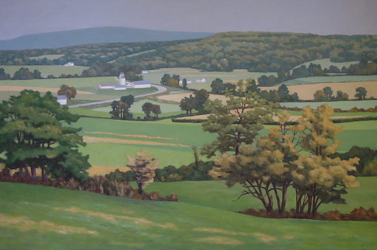 The Alford Valley - Oil