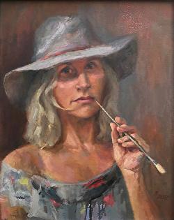 Barbara Berry - 2019 Renaissance in Pastel