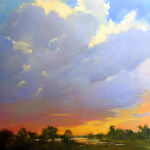 "Sharon Repple - Ocala Art Group ""Then & Now"" 70th Anniversary April 2-30, 2021"