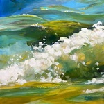 Sharon Repple - Driven to Abstraction ~ WGAA SoBo Gallery ~ Feb - Mar 2021